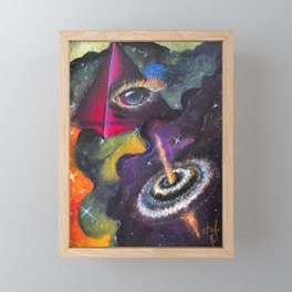 Third Eye Framed Mini Art Print