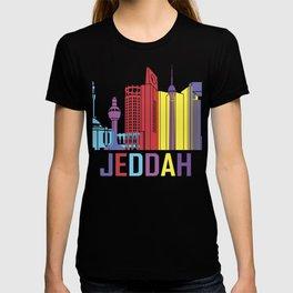 Jeddah Saudi Arabia T-shirt