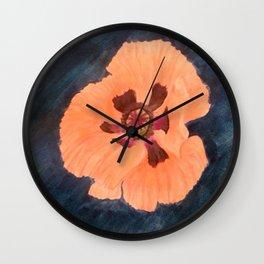 FB_FLOWER Wall Clock