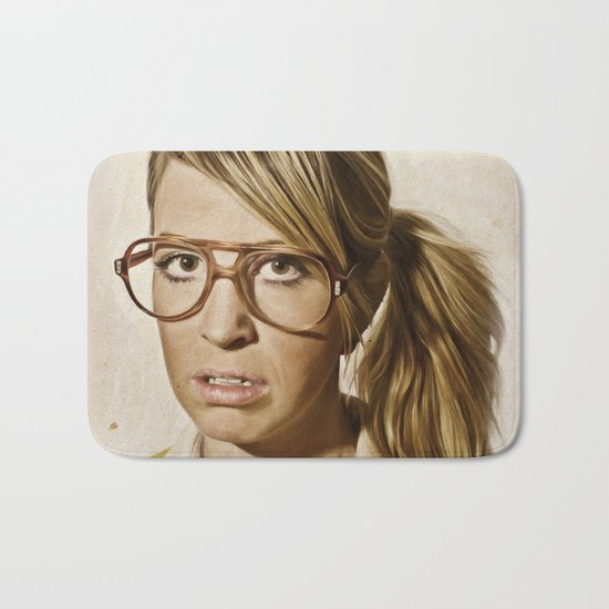 i.am.nerd. : Lizzy Bath Mat