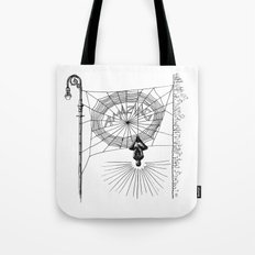 Peter's Web Tote Bag