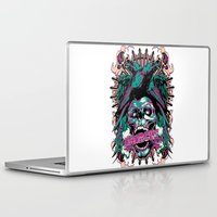 anarchy Laptop & iPad Skins featuring Anarchy ravens by Tshirt-Factory