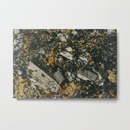Feldspar Metal Print