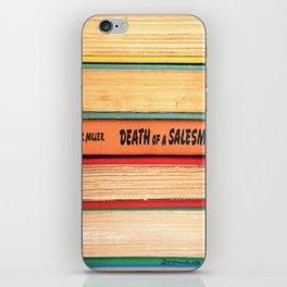 Death of A Salesman iPhone Skin