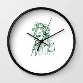 Carles Wall Clock