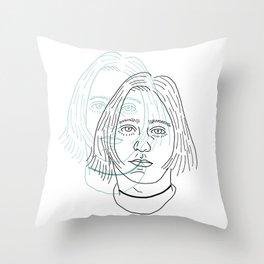1994-1995 Throw Pillow