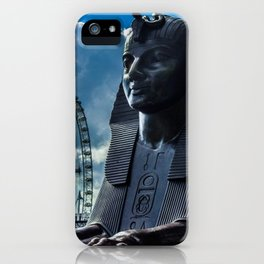Spinks and the eye iPhone Case