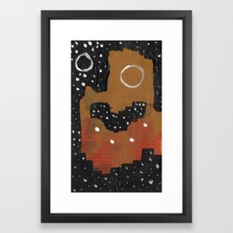 Dreamscape 34 Framed Art Print
