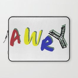 In Living Color Laptop Sleeve