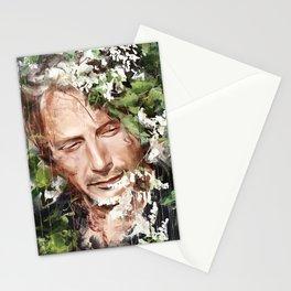 Campo fiorito Stationery Cards