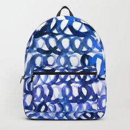 Breaking the waves Backpack