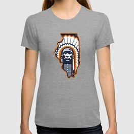 Fighting Illini Football Merch T-shirt