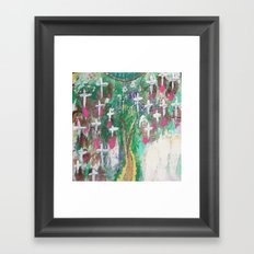 Angelic Protection Framed Art Print