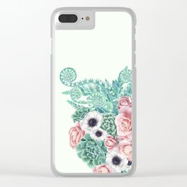A Taste of Spring Clear iPhone Case