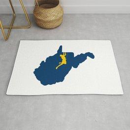 West Virginia Climbing Rug