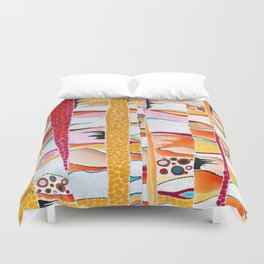 Marmalade Morning Duvet Cover