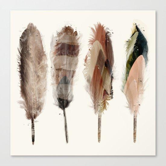 native earth Canvas Print