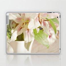 Lilies of the Field Laptop & iPad Skin
