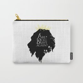 Brave Again Carry-All Pouch