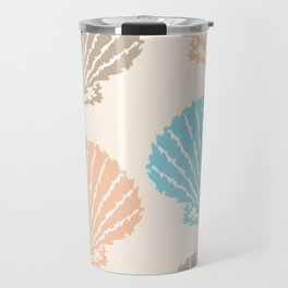 Pastel Marine Pattern 06 Travel Mug