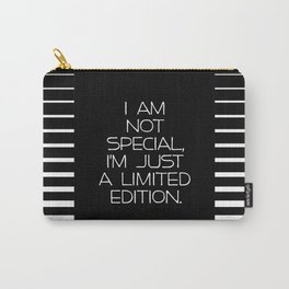 Special Edition Carry-All Pouch