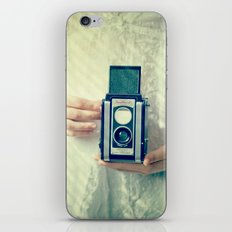 Her Favorite Pastime iPhone & iPod Skin
