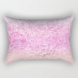 Unicorn Girls Glitter #21 #shiny #decor #art #society6 Rectangular Pillow