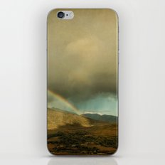 Irish Skies III iPhone & iPod Skin