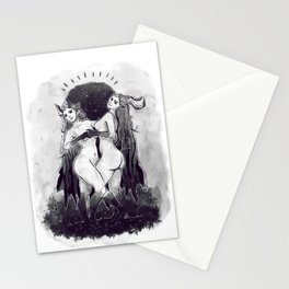 Night Nymphs Stationery Cards