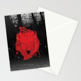 Once more into the fray Stationery Cards
