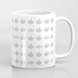 Waso - pattern grey Coffee Mug