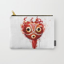 princess mononoke mask  Carry-All Pouch