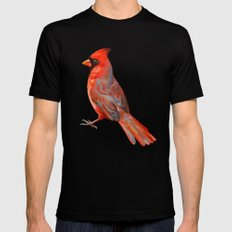 Cardinal Mens Fitted Tee LARGE Black