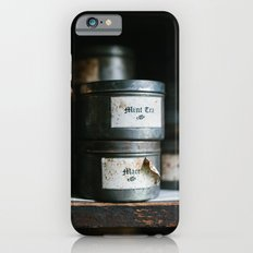 Vintage Pantry & Spices Slim Case iPhone 6s