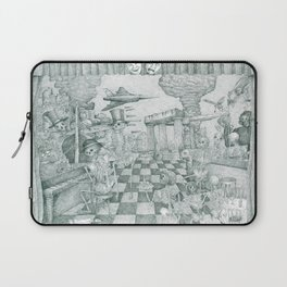 Don't Worry Be Happy 3 (Who Forgets The Past Is Condemned To Repeat It) Laptop Sleeve