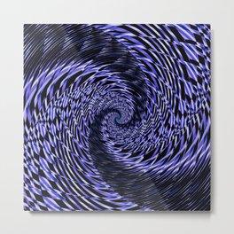 Rotating in Circles Series 08 Metal Print
