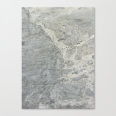 GREY ROCK Canvas Print