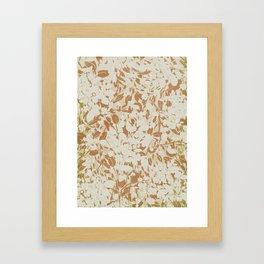 Brooklyn weeds Framed Art Print
