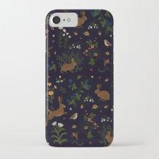 Garden Rabbits iPhone 7 Slim Case