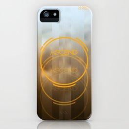 Ascend iPhone Case