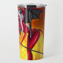 Poletober - Devil Travel Mug
