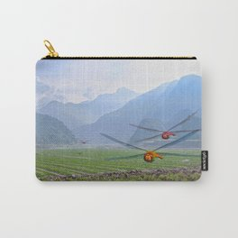 Valley of the Dragons Carry-All Pouch