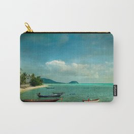 Tropical Seas Carry-All Pouch