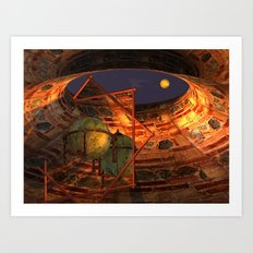 looking for IO Art Print