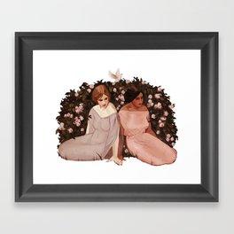 sappho Framed Art Print