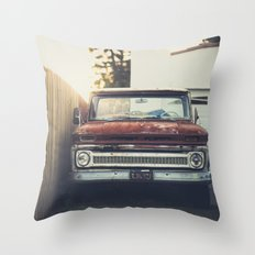 old flame Throw Pillow