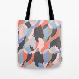 Modern abstract print Tote Bag