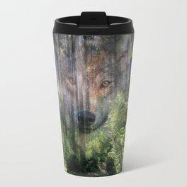 The Spirit of the Wild Travel Mug