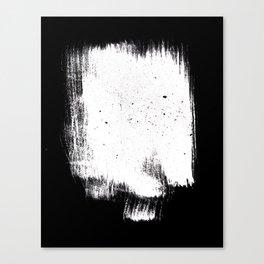 white space Canvas Print