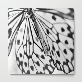 Butterfly Wings Metal Print
